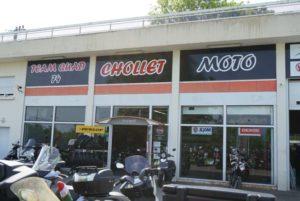 Vente et réparation de moto, scooter et quad à Anthy sur Leman