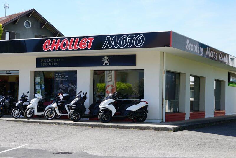 Réparation et vente de moto, scooter quad à Annecy le Vieux 74