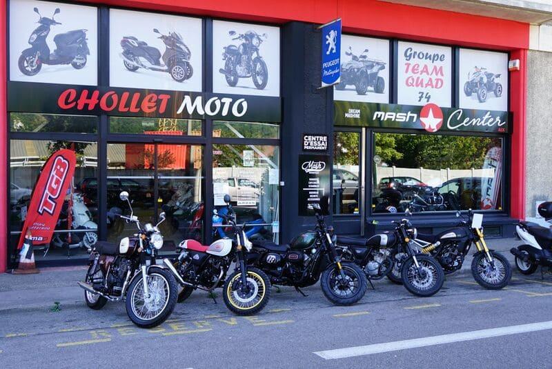 Vente et réparation de quad, moto et scooter à Aix-les-Basin 73