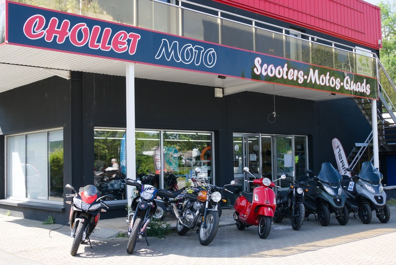 vente et réparation de quad, scooter, moto St Genis Pouilly
