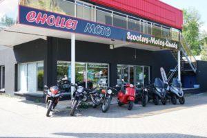 Vente scooter, quad, moto, réparation deux roues St Genis Pouilly